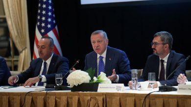 أردوغان نيويورك