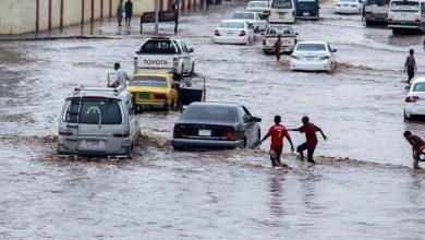 فيضانات السودان الهلال الأحمر التركي