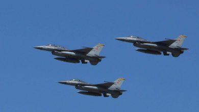 طائرات حربية تركية سوريا