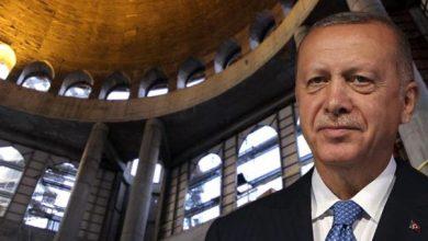 مسجد تقسيم أردوغان