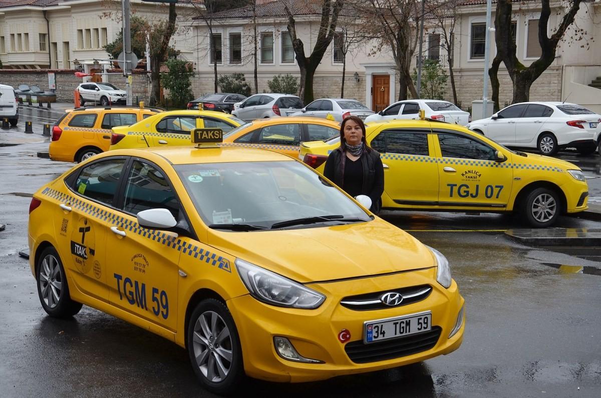 تاكسي إسطنبول