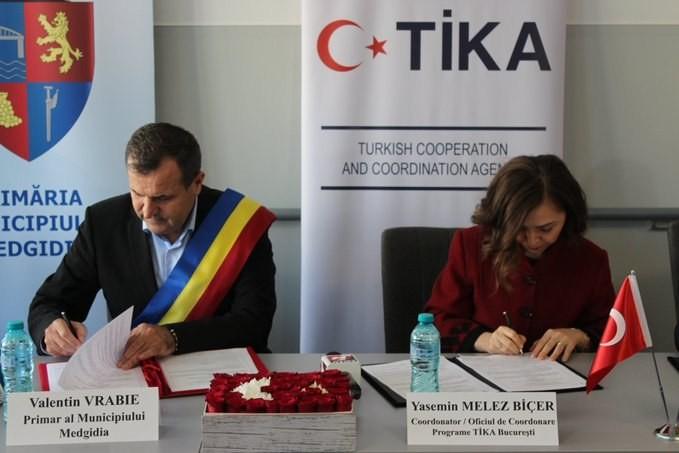 """""""تيكا"""" التركية تدعم مشفى """"المجيدية"""" في رومانيا"""