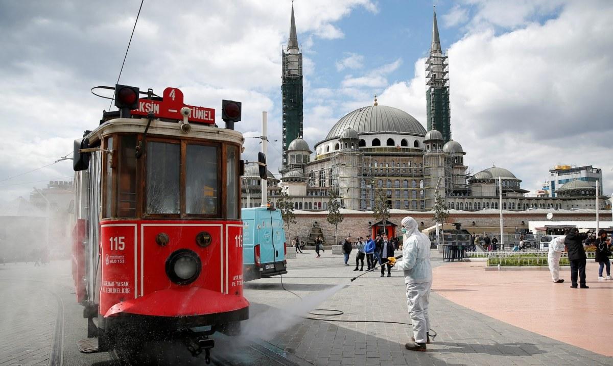 عيد الفطر تركيا