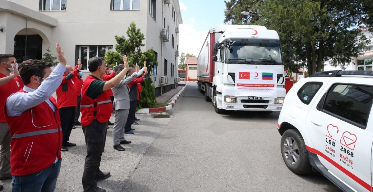 الهلال الأحمر التركي
