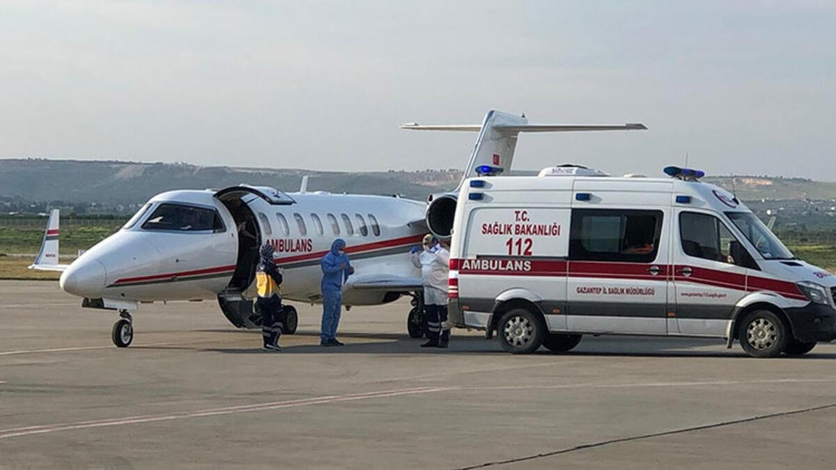 طائرة إسعاف