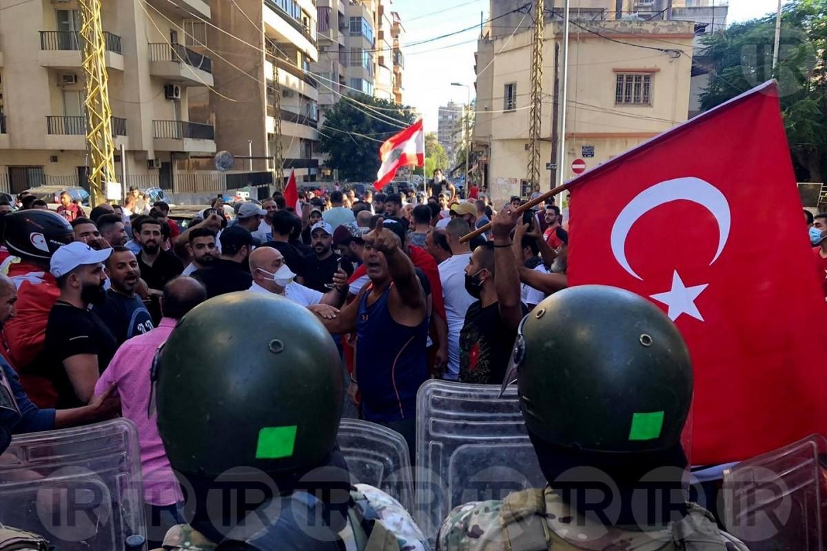 تركيا لبنان