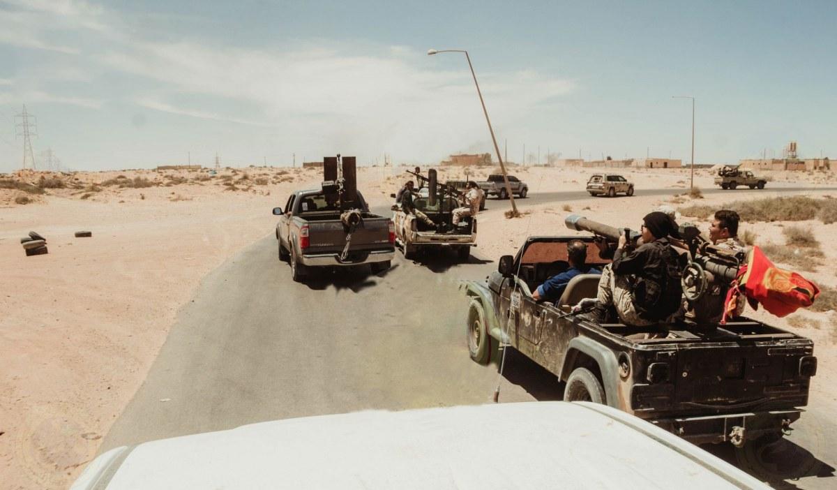 ليبيا سرت