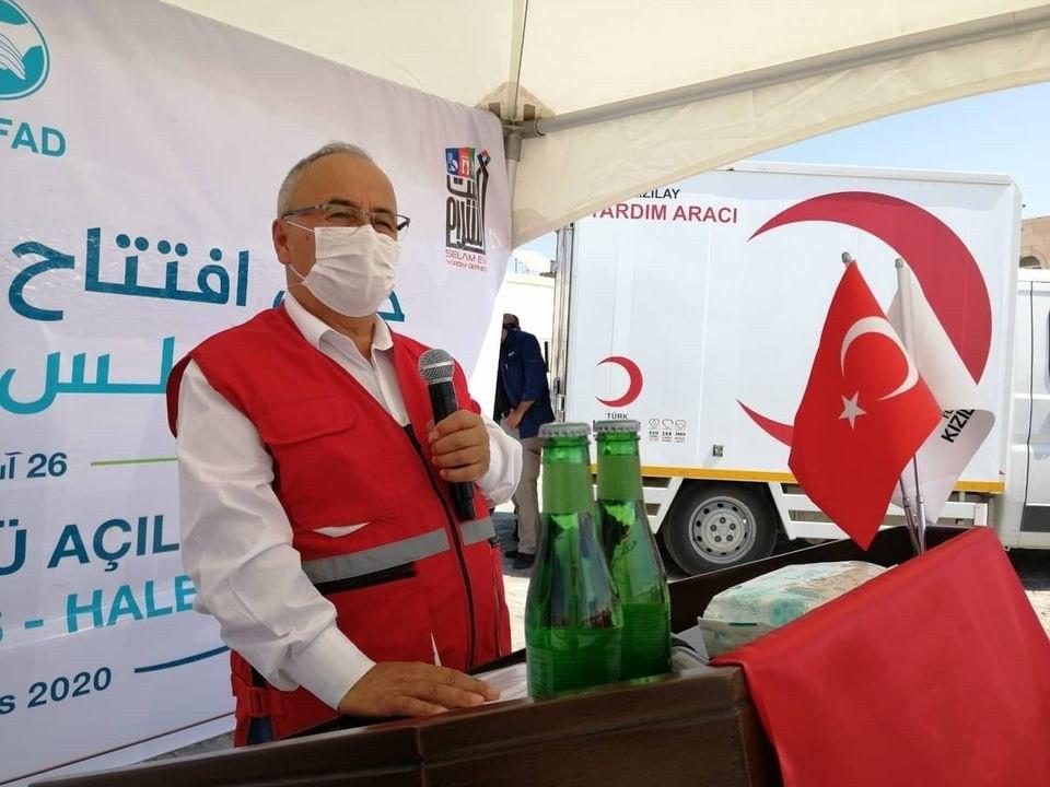 تركيا تفتتح دارا للأيتام في جرابلس السورية