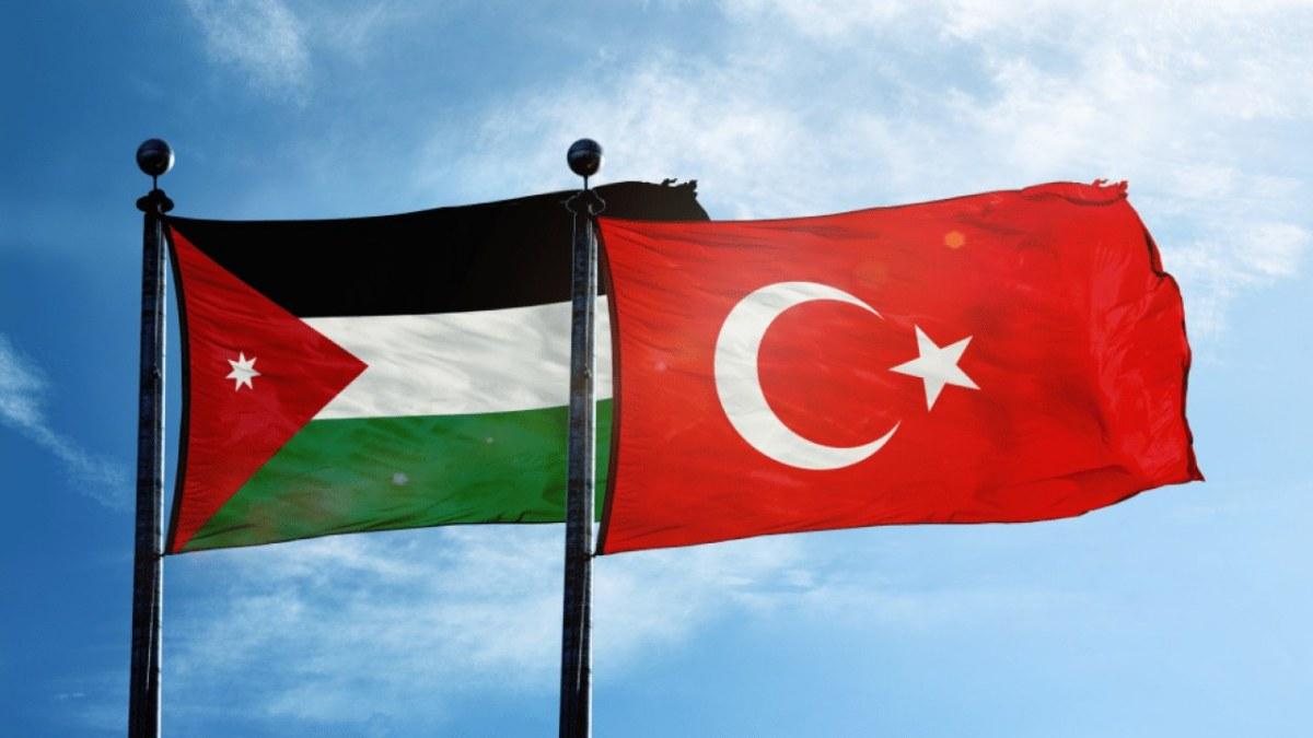 تركيا الأردن