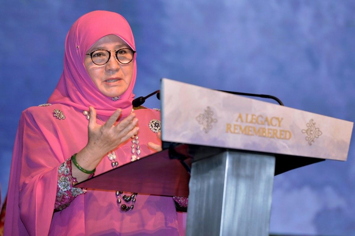 ملكة ماليزيا