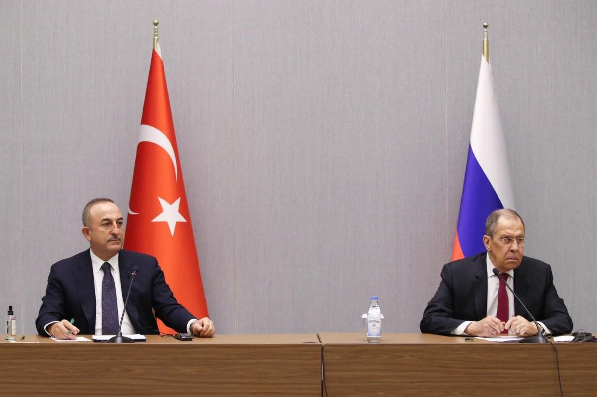 روسيا تركيا