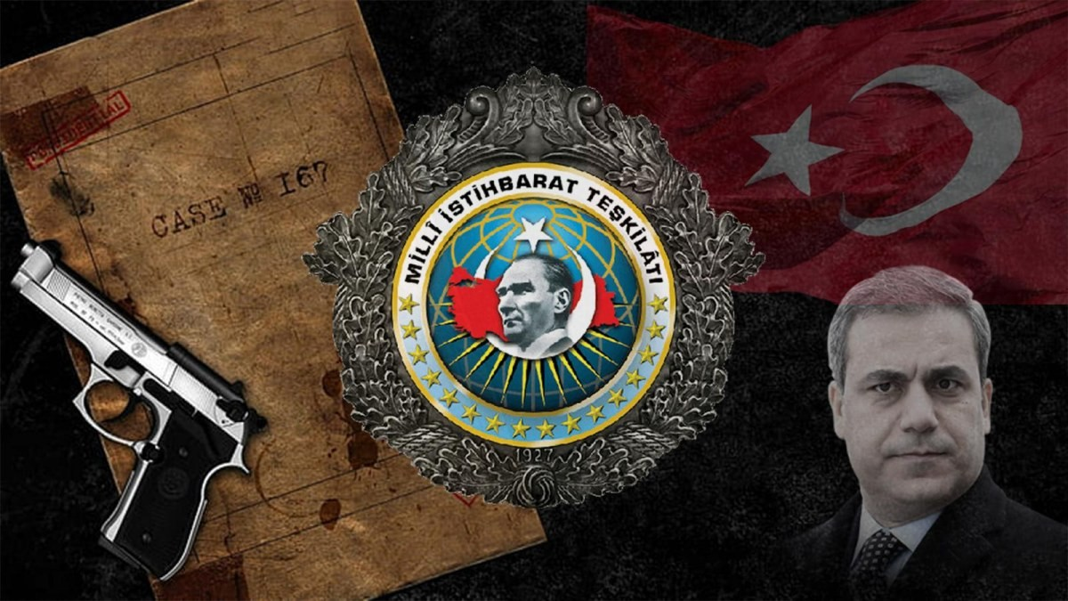 الاستخبارات التركية