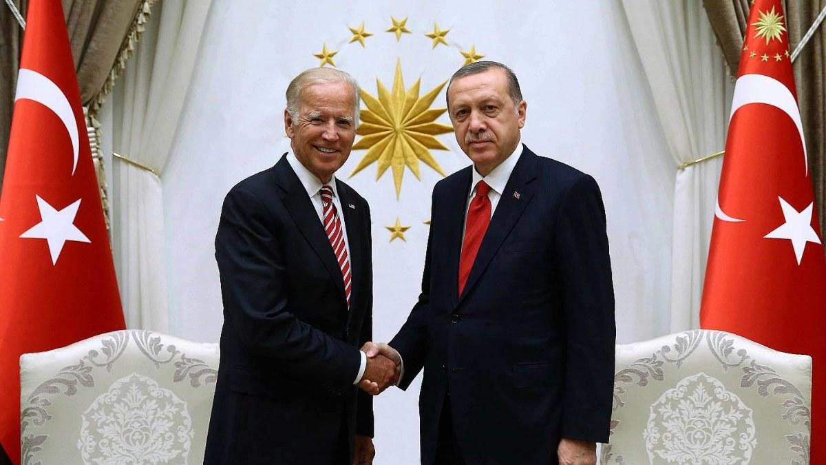 بايدن أردوغان