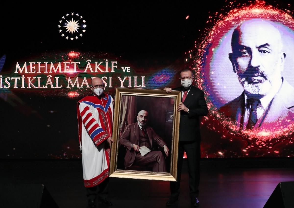 النشيد الوطني التركي