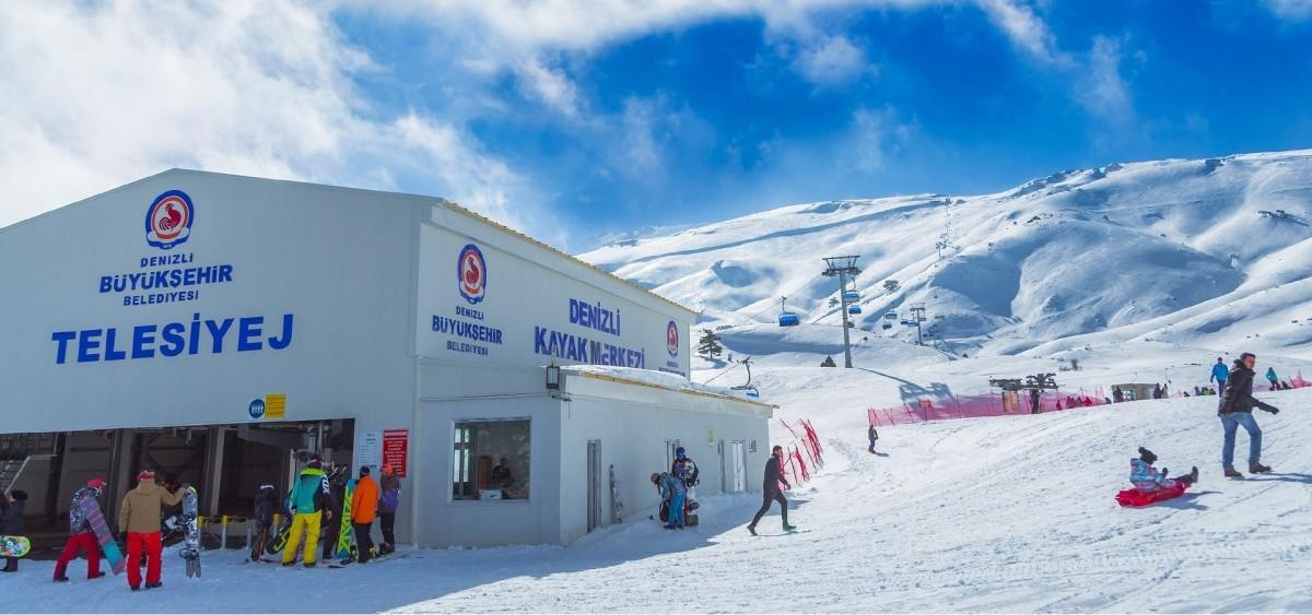 مركز دنيزلي للتزلج