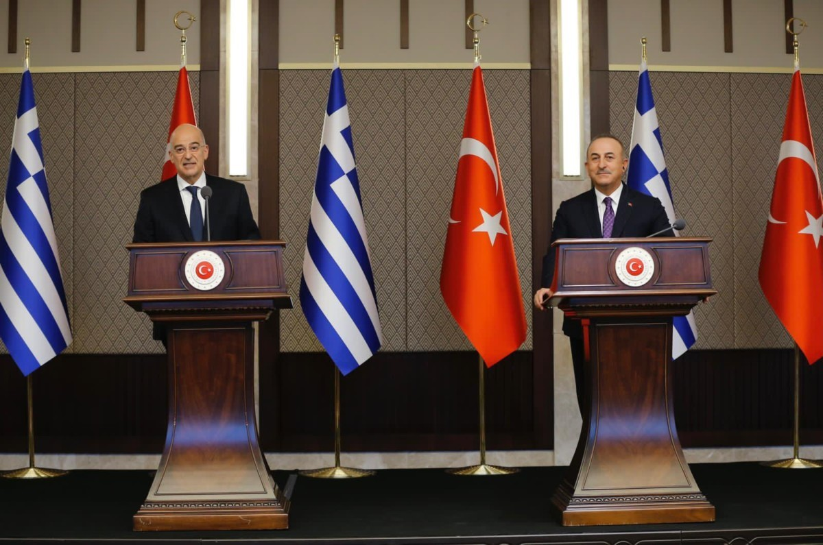 Turkey and Greece aim to 'normalise' relations after row over Muslim remarks
