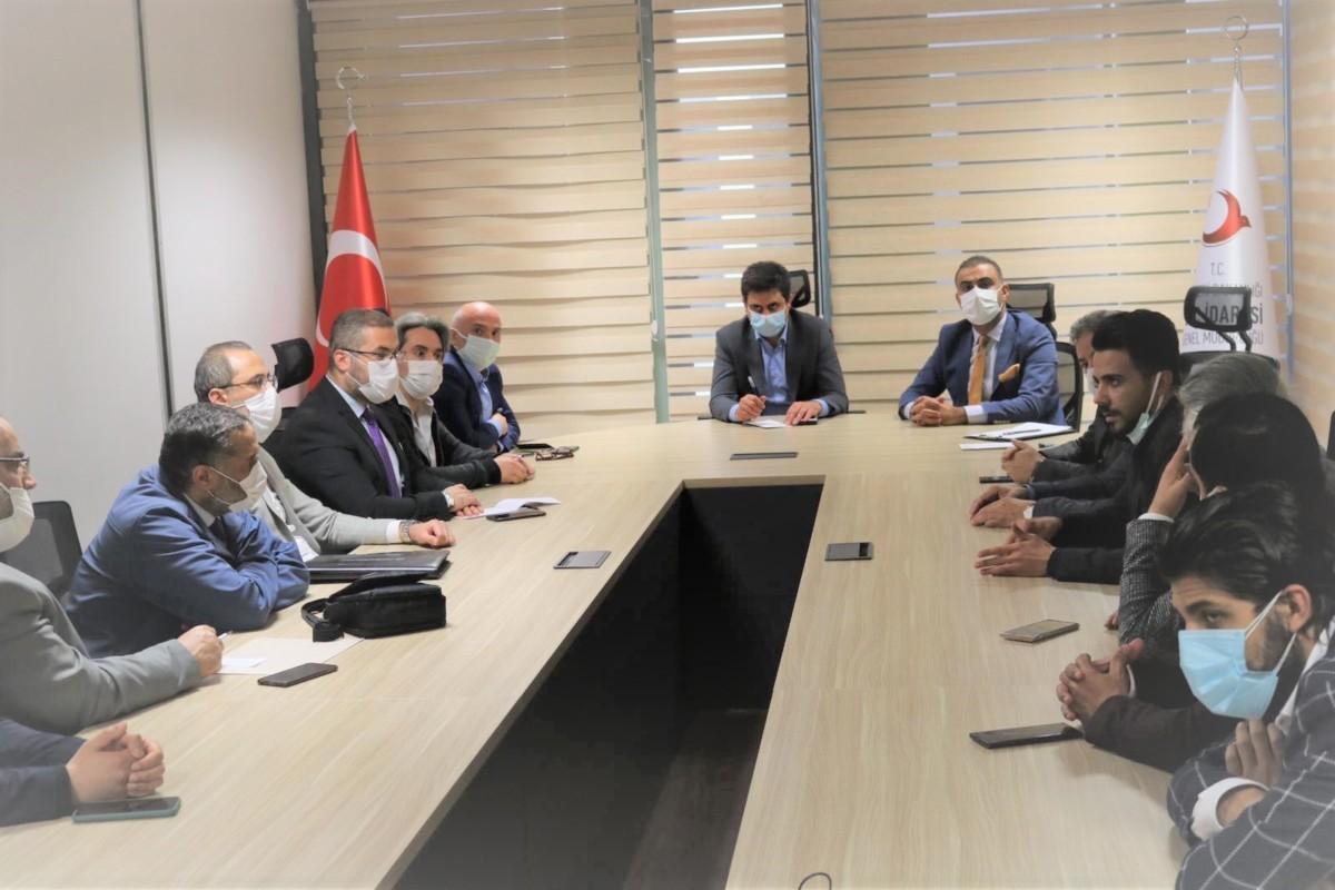 بيت الإعلاميين العرب في تركيا