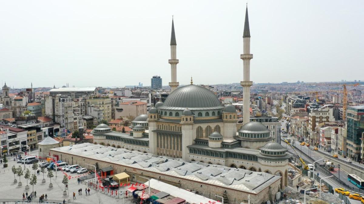 مسجد ساحة تقسيم