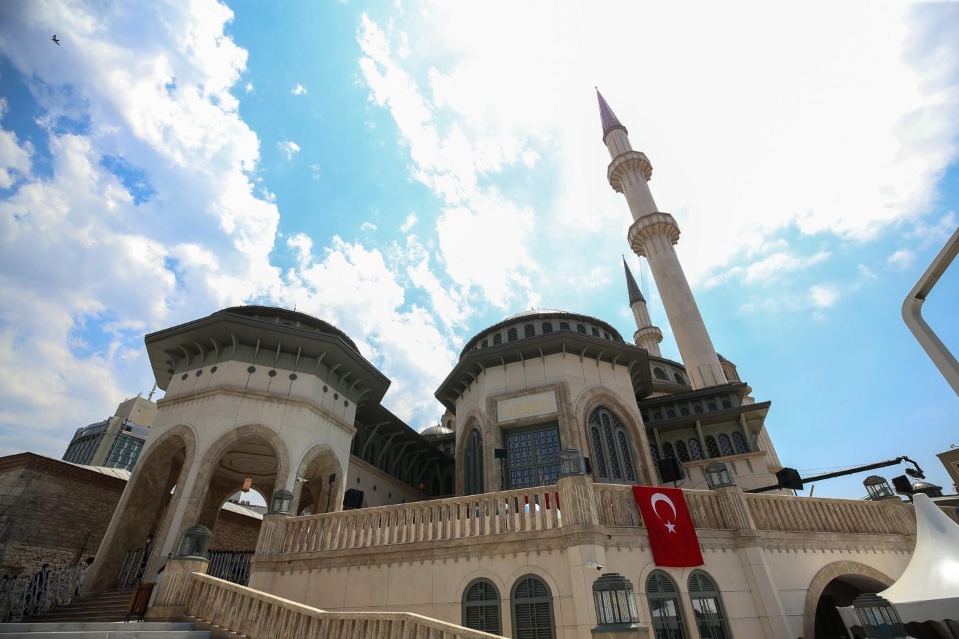 مسجد تقسيم