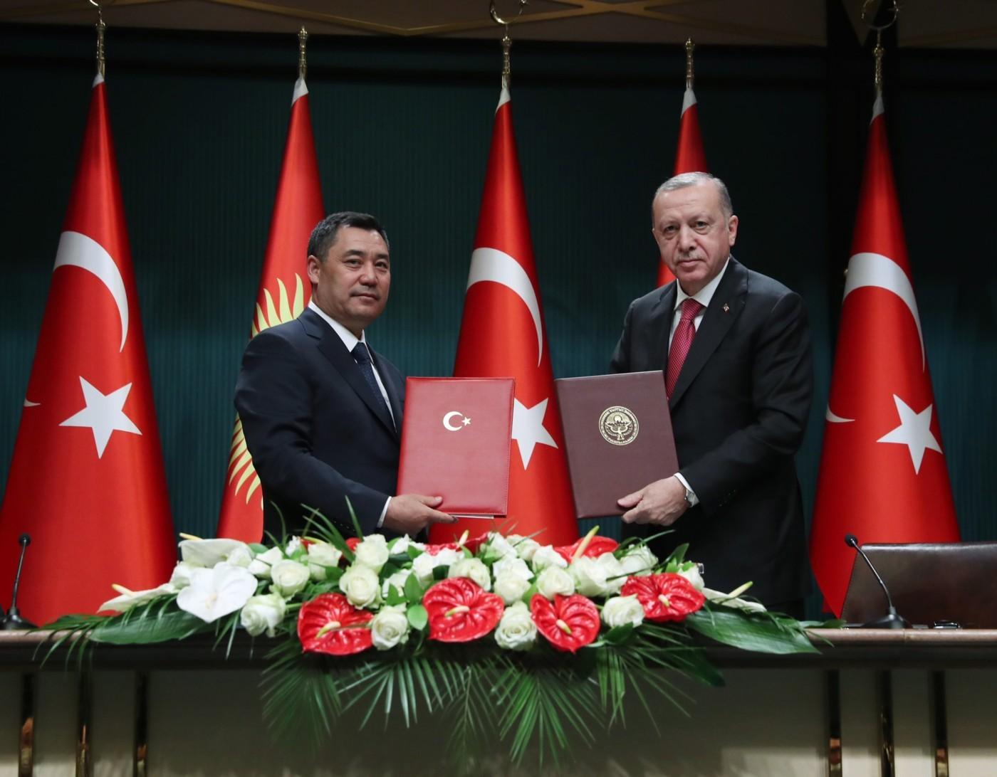 تركيا قرغيزيا