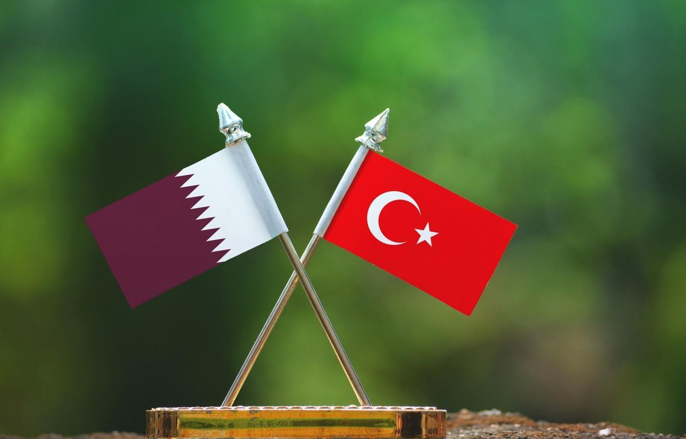 تركيا قطر