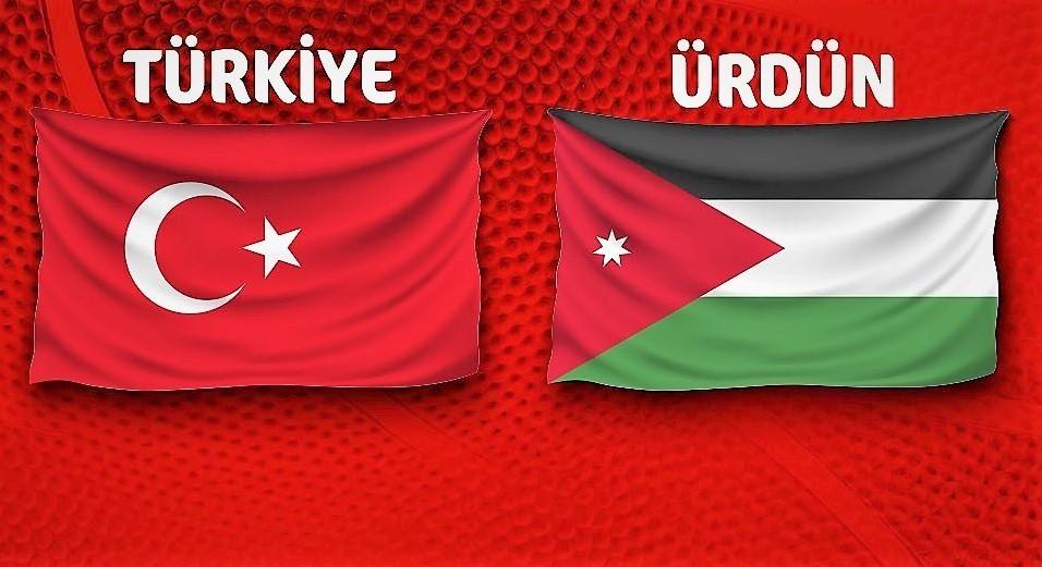 الأردن تركيا