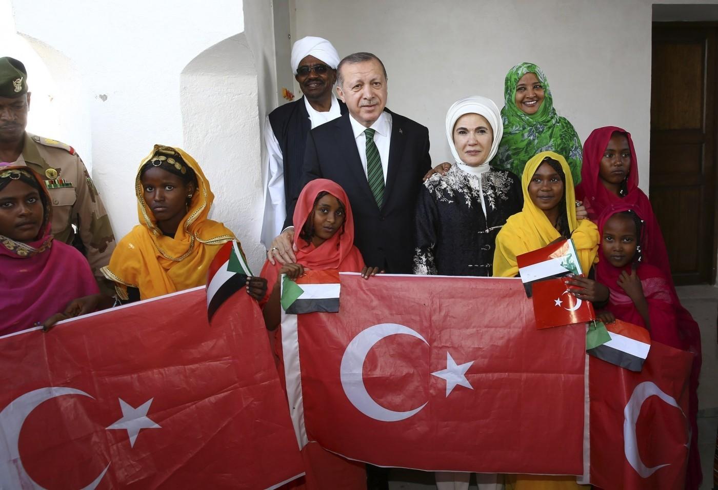 السودان تركيا
