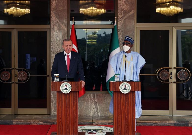 نيجيريا تركيا